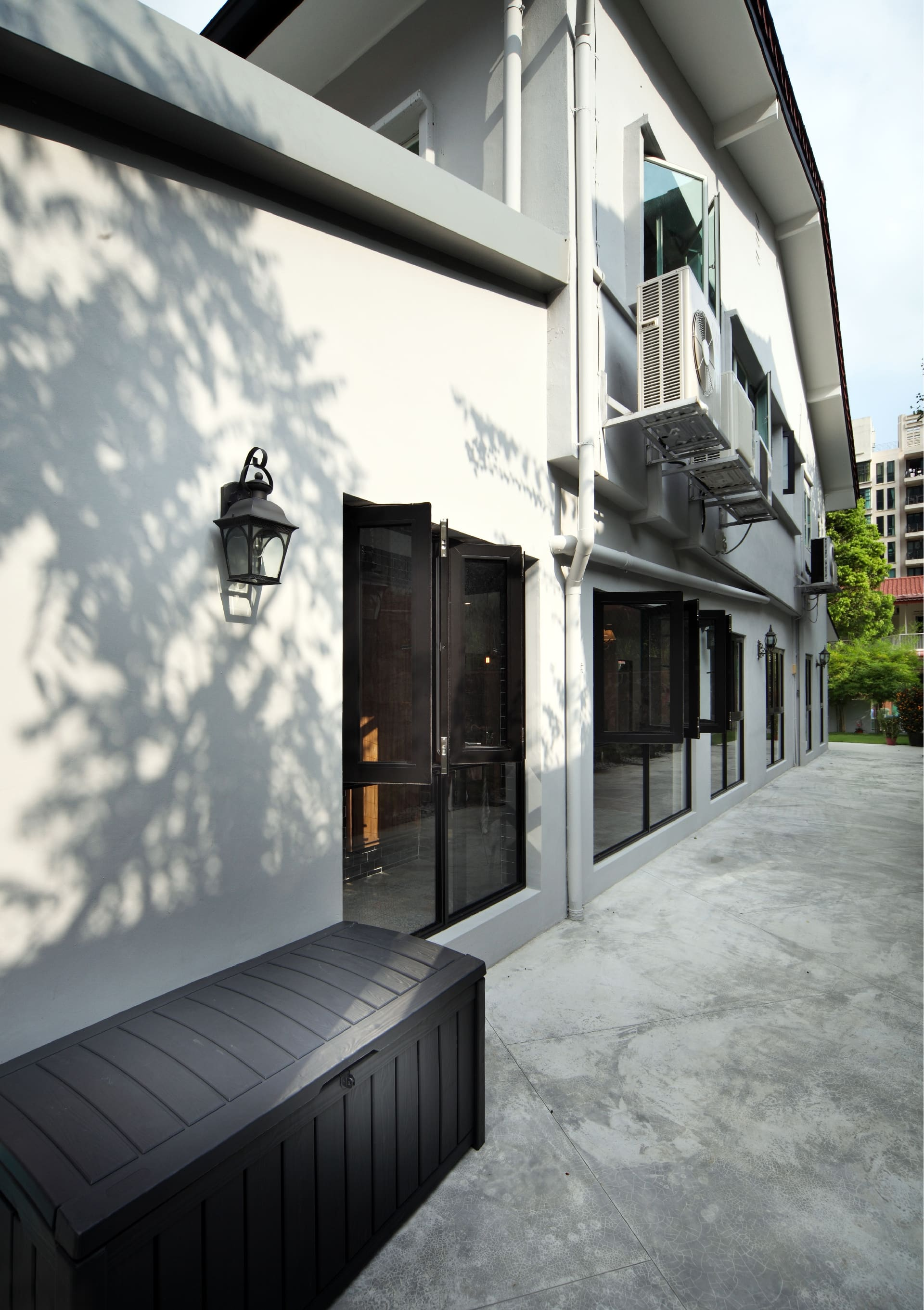 Chu Lin Road Semi-Detached House - Exterior Facade